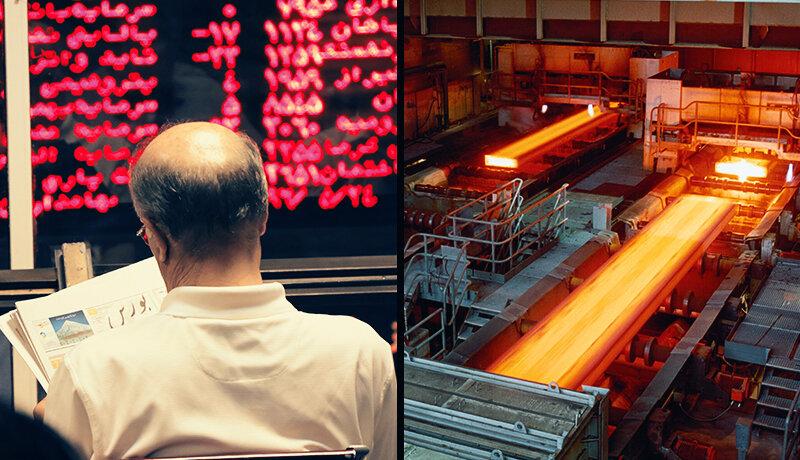 بررسی آمارها از عرضه محصولات فولادی