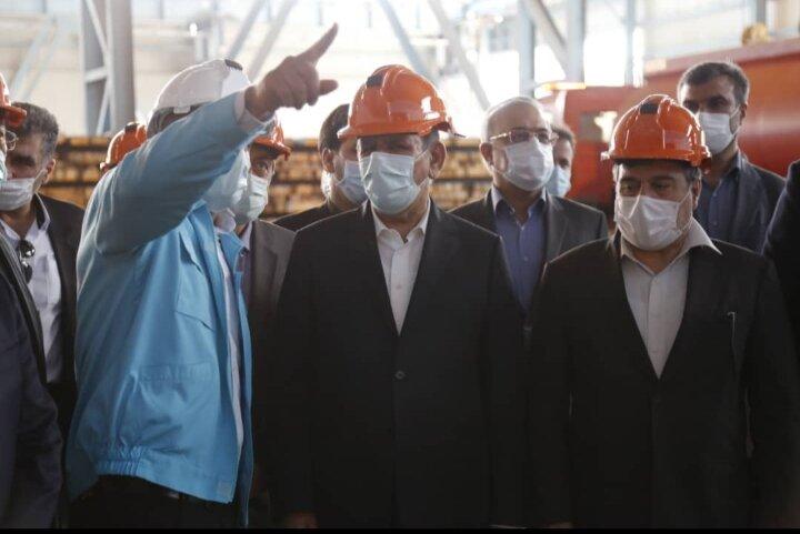 فولاد مهمترین فرصت سرمایهگذاری کشور است/ رشد اقتصادی در عین مشکلات