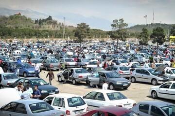 قیمت خودرو در ۵ بهمن ۱۳۹۹
