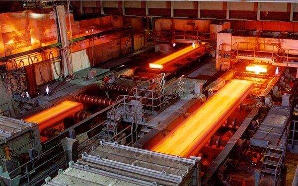رشد ۱۱ درصدی تولید فولاد ایران