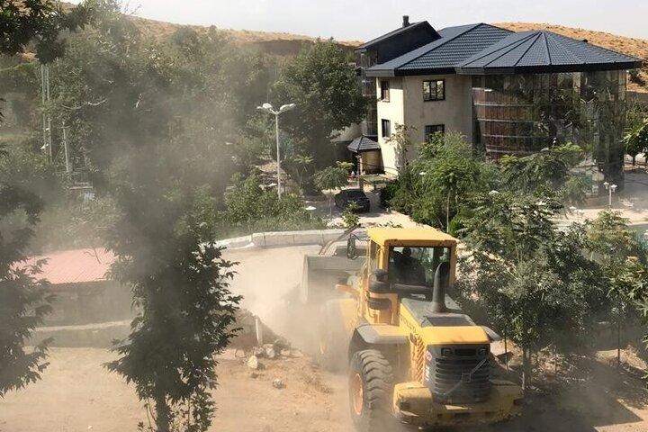 آزادسازی ۶۲ هکتار از اراضی کشاورزی در ساوجبلاغ