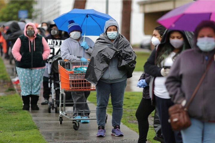 حذف مزایای بیکاری ۱۲ میلیون آمریکایی