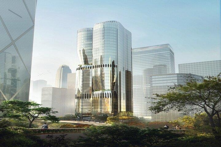 آسمان خراش هنگ کنگ 2