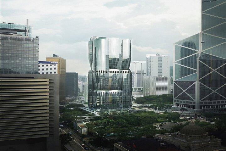 آسمان خراش هنگ کنگ 4