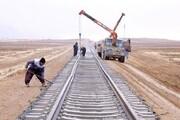 ۱۵ کیلومتر از پروژه راهآهن تبریز- میانه هنوز واگذار نشده است