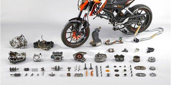 کمبود قطعات موتورسیکلت و دوچرخه در بازار اصفهان/ کیفیت کالاها کاهش یافت