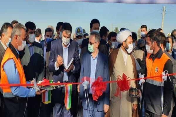 پروژه بهسازی و ایمنسازی کمربندی دوم تهران با ۳۰۰ میلیارد ریال اعتبار افتتاح شد