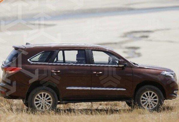 تولید نخستین خودرو شاسیبلند آفرودی در سایپا