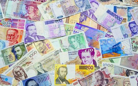 افت و خیز ارزهای جهانی در سایه کرونا