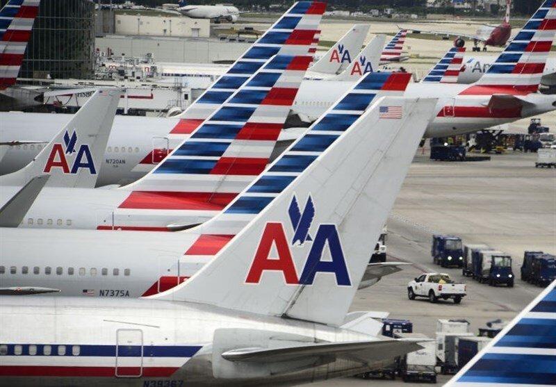 تعدیل نیروی کار در ۲ شرکت هواپیمایی بزرگ آمریکا