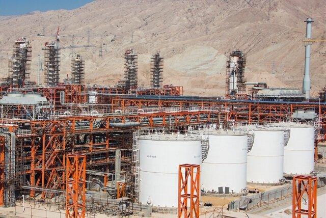 تولید روزانه ۳۷ میلیون مترمکعب گاز در پالایشگاه یازدهم پارس جنوبی/ روند تولید افزایشی است