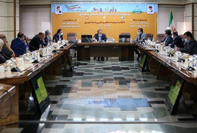 جلسه کمیته خودرو با حضور وزیر صمت برگزار شد