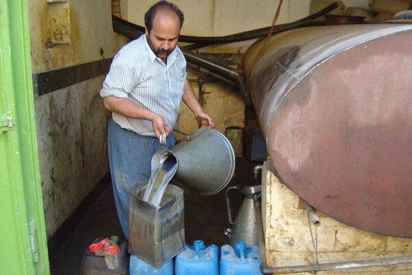 ۴۰۰ روستای صعب العبور زنجان از نفت سفید استفاده می کنند