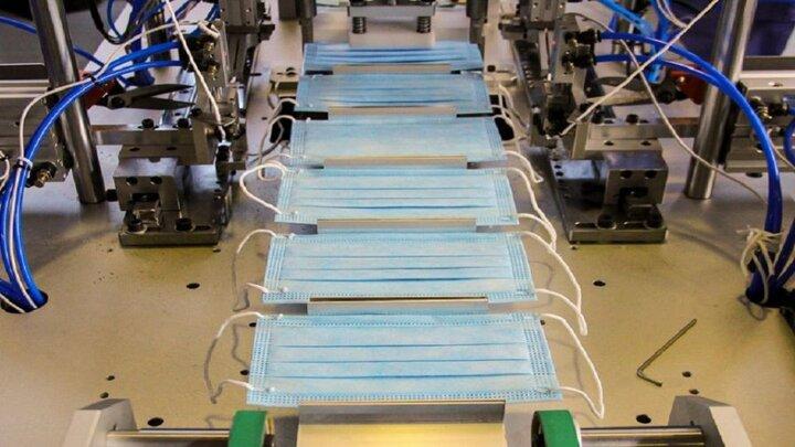 روزانه ۳۰۰ هزار عدد ماسک در اردبیل تولید می شود