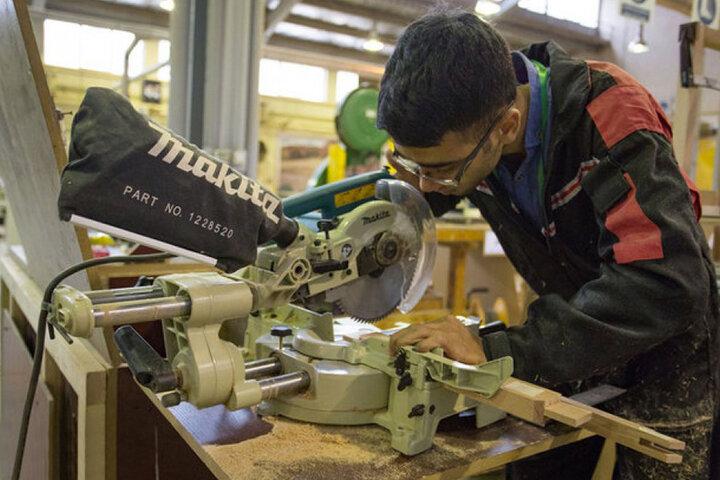 اولین دپارتمان مهارت مرزی کشور در مهران افتتاح شد