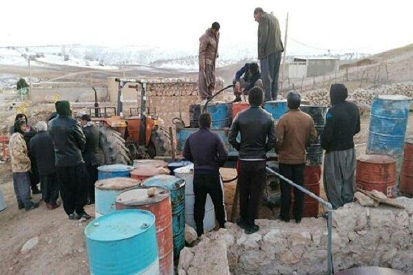 روستائیان لرستانی برای دریافت سهمیه نفت و گاز در سامانه «تجارت آسان» ثبت نام کنند