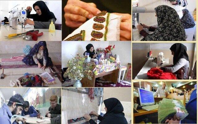 گسترش مشاغل خانگی در آذربایجان شرقی