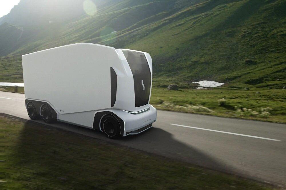 ورود کامیونهای خود ران به بازار تجاری جهانی