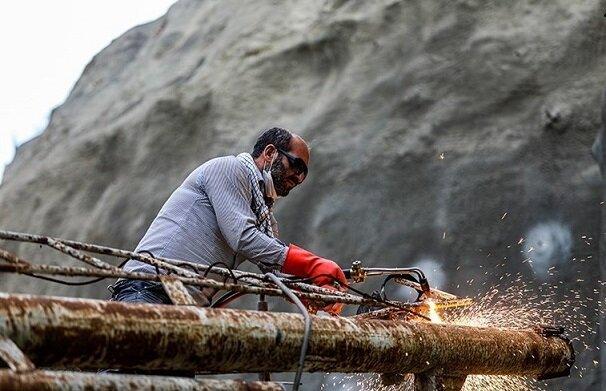 ۴حادثه منجر به فوت کارگران در قزوین به وقوع پیوست