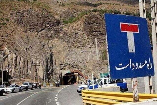 محدودیت ترافیکی در محور قدیم تبریز- زنجان اعمال میشود