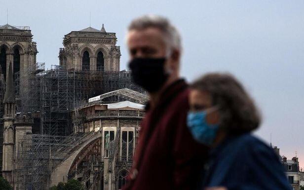 خسارت سنگین کرونا بر اقتصاد فرانسه