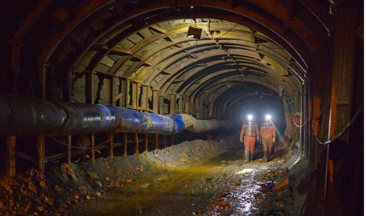 افزایش ۷۴ درصدی ارسال ماده معدنی به واحدهای فرآوری در نیمه نخست ۹۹