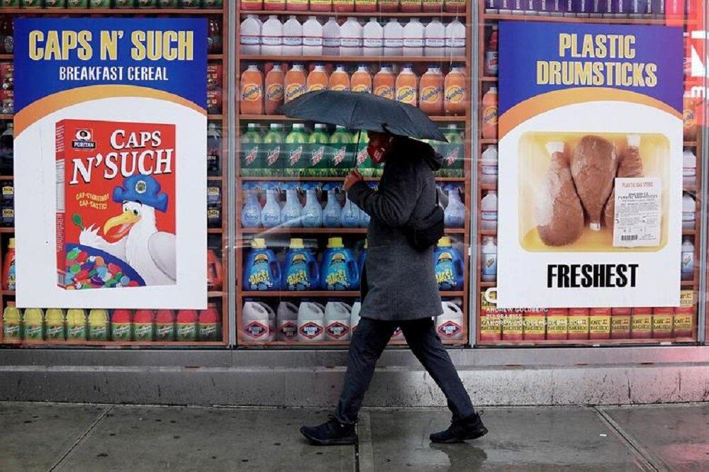افزایش بیرویه استفاده از پلاستیک در فروشگاهها