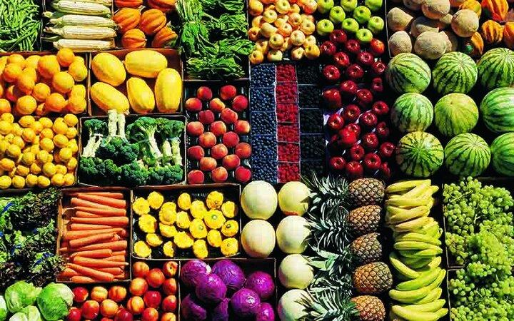 قیمت میوه و تره بار در پنجشنبه ۱ آبان ۹۹