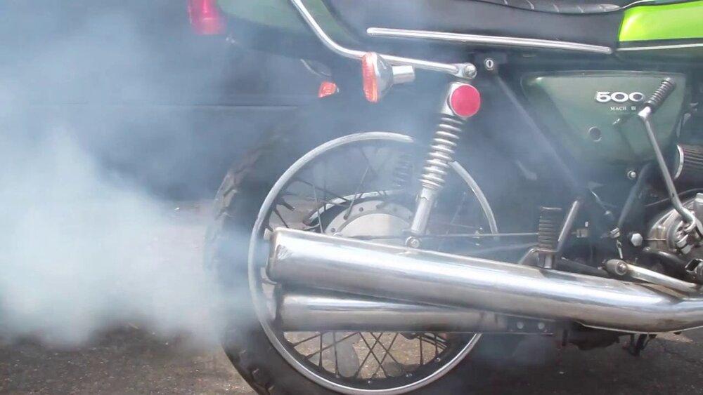 ضرورت تولید ۱۲ هزار دستگاه موتورسیکلت برقی برای داشتن هوای پاک
