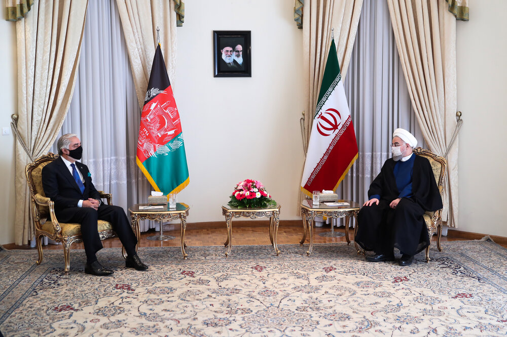 آمادگی ایران برای اتصال خط لوله گاز به افغانستان