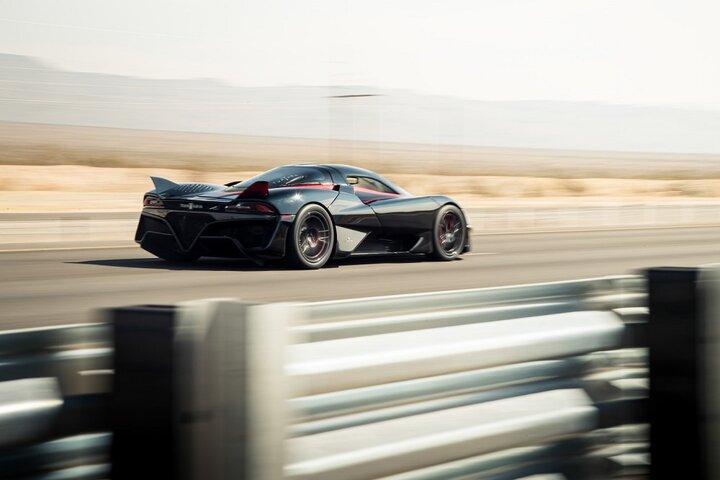 سریع ترین ماشین 4