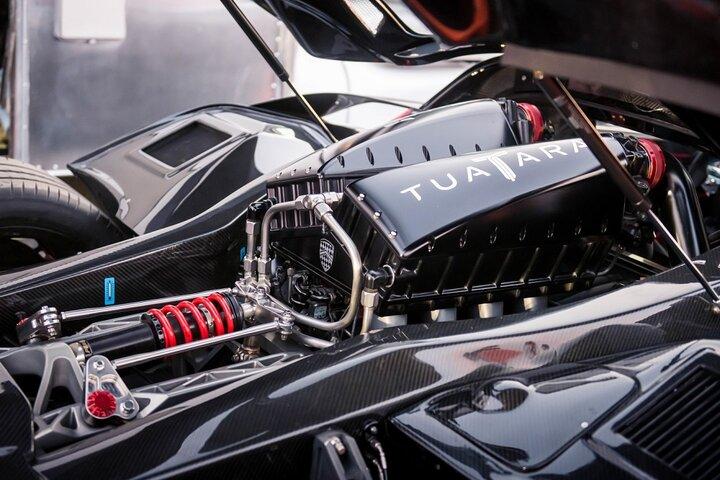 سریع ترین ماشین 7