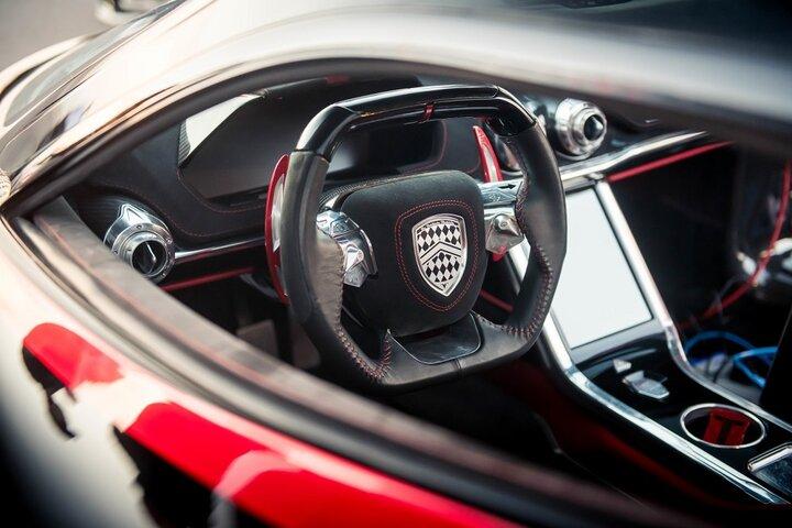 سریع ترین ماشین 8