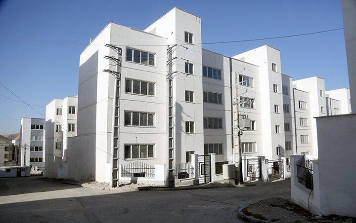 آغاز ساخت ۲۳۰۰ واحد مسکونی در قالب طرح اقدام ملی مسکن در استان همدان