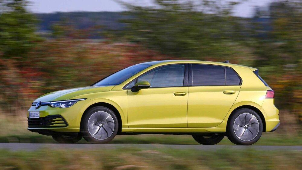 خودرو گلف جی تی آی با موتور گازسوز به بازار میآید