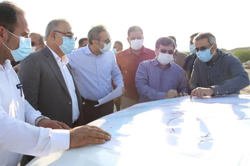 سهم ۵۰هزار متر مکعبی هرمزگان از فاز اول طرح شیرین سازی آب کشور