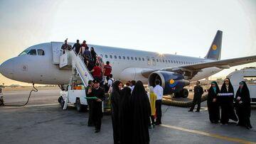 افزایش ۱۰۰ درصدی پروازها در فرودگاههای کشور