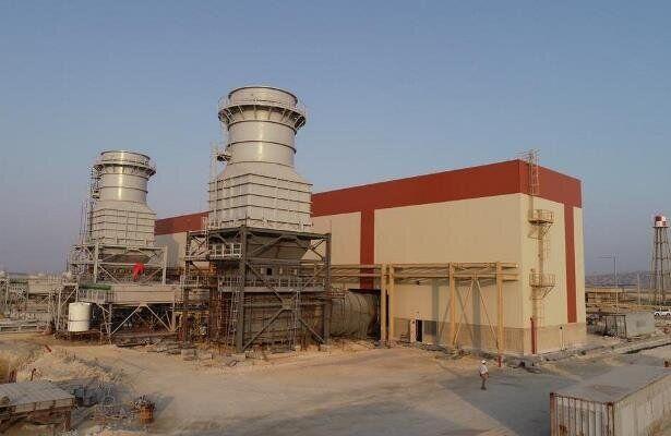 بخش گاز نیروگاه سیکل ترکیبی قشم افتتاح میشود