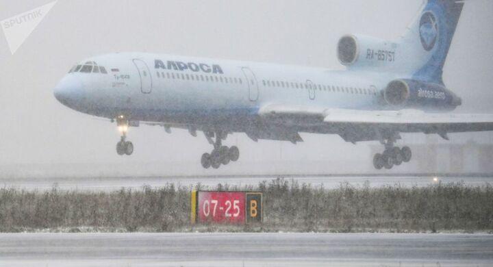 هواپیمای مسافربری توپولف ۱۵۴ آخرین پرواز خود را انجام داد