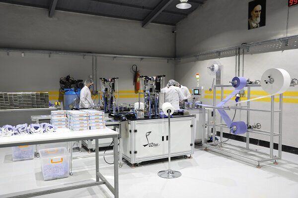 ۱۴واحد صنعتی چهارمحال و بختیاری در زمینه تولید اقلام بهداشتی فعالیت میکنند