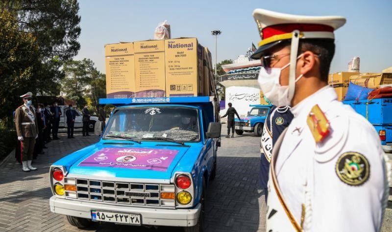 ارسال ۵ هزار سری جهیزیه برای زوج های کمبرخوردار توسط ستاد اجرایی فرمان امام