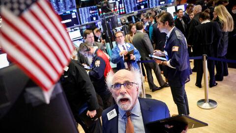 افت محسوس سهام داوجونز آمریکا