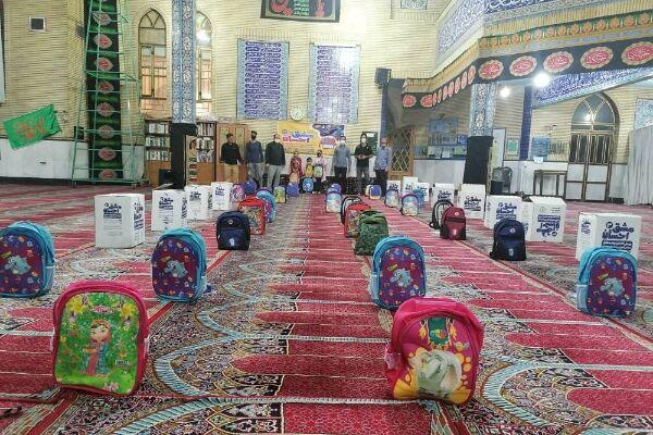 توزیع ۱۸ هزار بسته لوازم التحریر در کهگیلویه و بویراحمد به همت ستاد اجرایی  فرمان امام