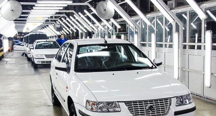 تولید بیش از ۲۸۵ هزار خودرو در ایران خودرو از ابتدای سال ۹۹
