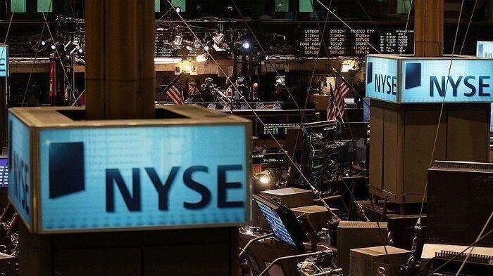 کاهش شاخص بورس نیویورک