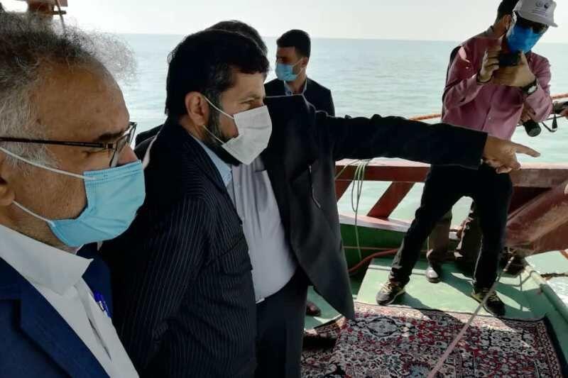 مسئولان نسبت به رفع مشکلات آبزی پروری خوزستان اقدامات اساسی انجام دهند