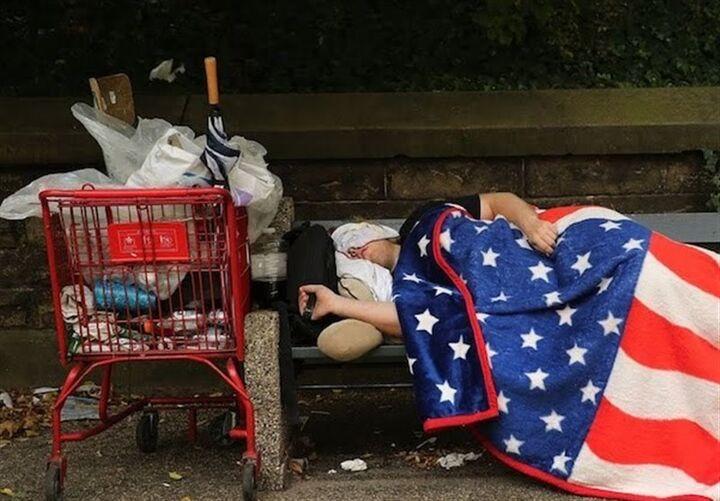 شکاف درآمدی و توزیع نابرابر ثروت؛ آمریکا به جنوب آفریقا نزدیک می شود