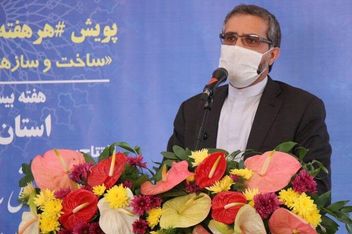 تکمیل پروژه احداث سد فینسک مطالبه جدی سمنانیها از وزارت نیرو است