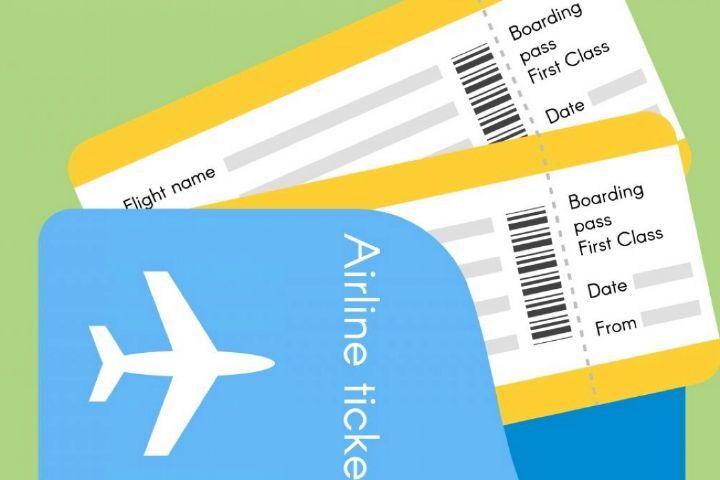 پروازها طبق برنامه و زمان درج شده در بلیت ها انجام می شود