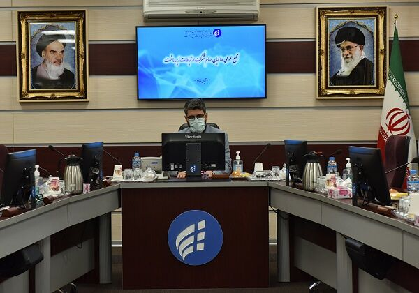 جلسه مجمع عمومی صاحبان سهام شرکت ارتباطات زیرساخت برگزار شد